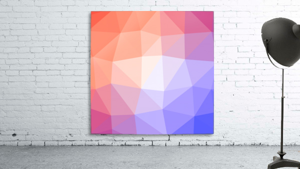Abstract art patterns low poly polygon 3D backgrounds, textures, and vectors (10)