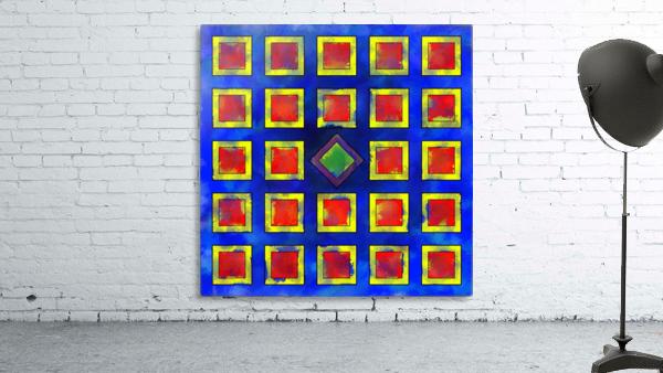 Verhomera - abstract cube worlds