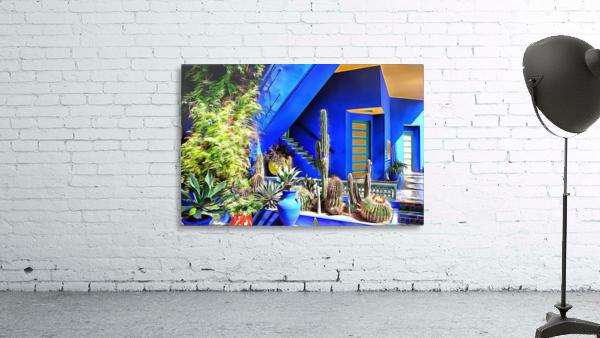 Cubist Villa Jardin Majorelle Marrakech