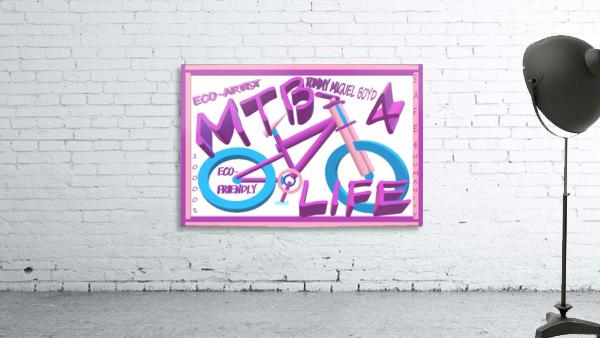 MTB 4 LIFE   ECO ARTIST TOMMY BOYD