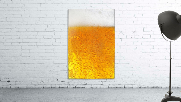 Beer Bubbles pattern