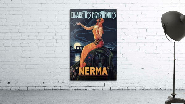 vintage poster print advertisement