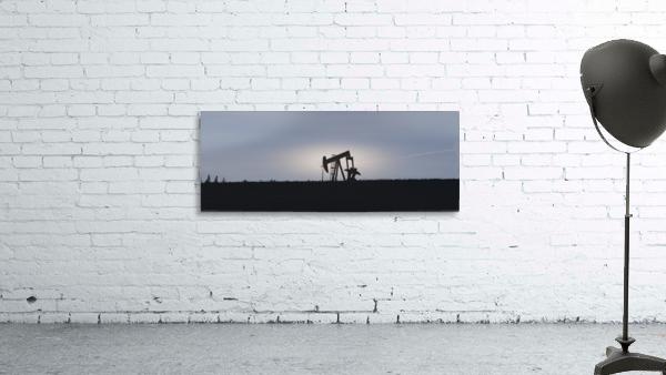 Pumpjack Oil Rig