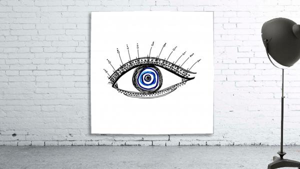 The Eye  12X12 1 1
