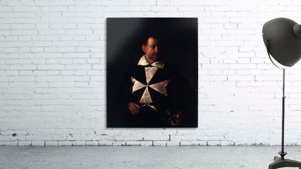 Portrait of a Maltese Knight