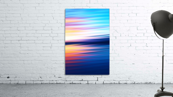 Abstract Sunset XI