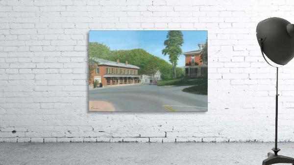 The Brick Store - Newtown Scenes 18 X 26