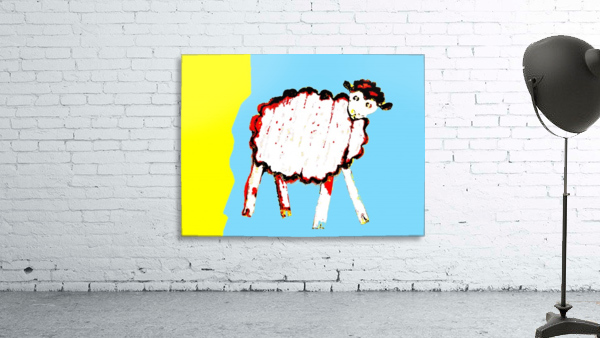 Little Aussie Sheep - Blue