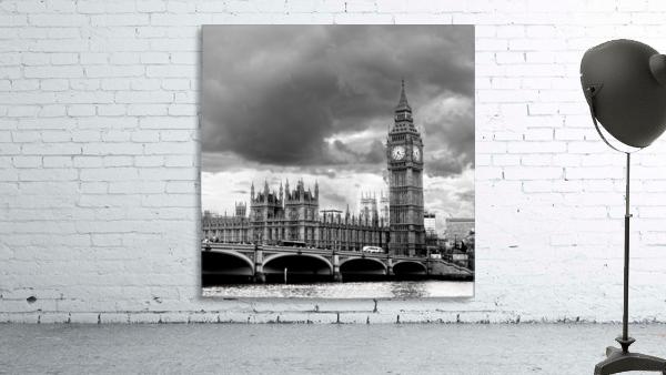 London Frozen in Time