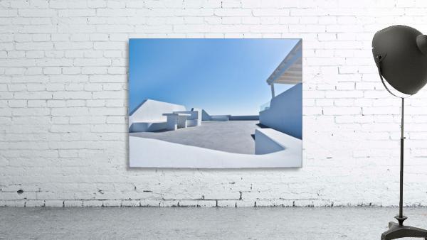 Cyclades White Architecture Design