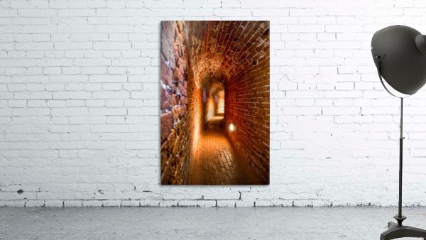 Southsea Castle Tunnels