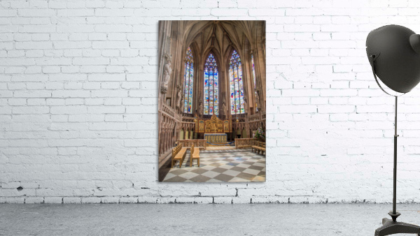 Litchfield Cathedral