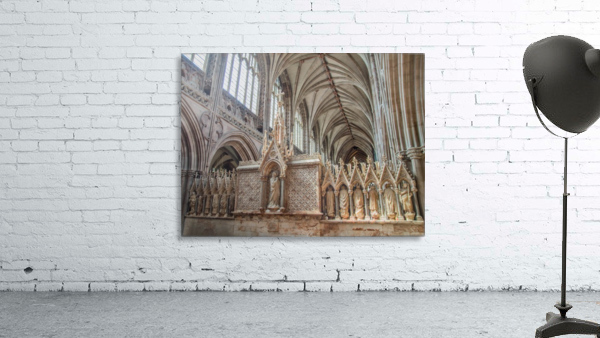 Litchfield Cathedral 3