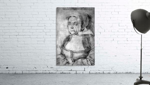 Agnes Durer in Dutch Tracht