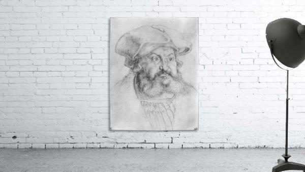 Portrait of Elector Friedrich the Wise