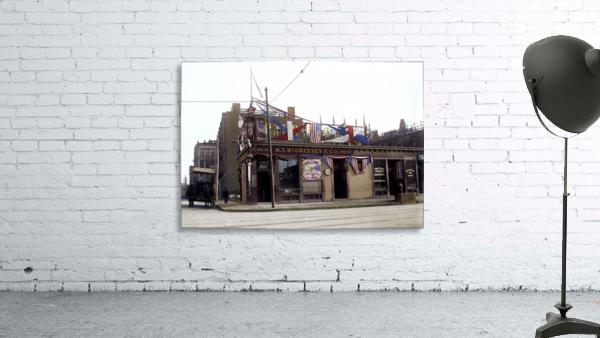 McGreevys Third Base Saloon Boston 1903