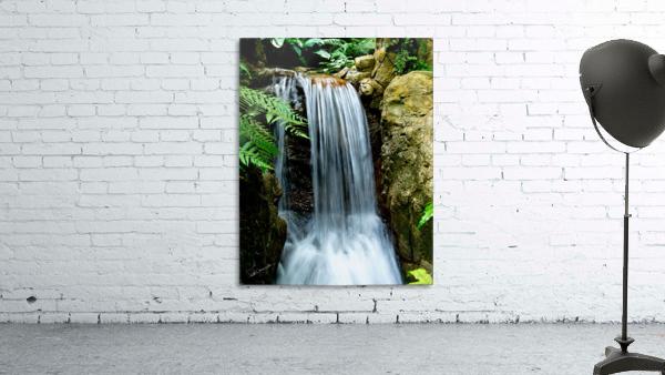 LIttle Hong Kong Park Waterfall