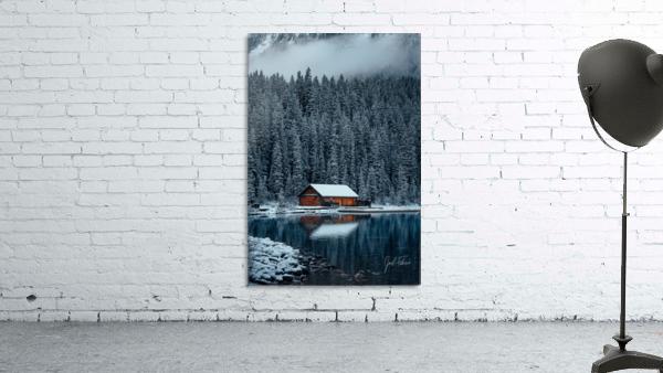 Lake Louise Cabin