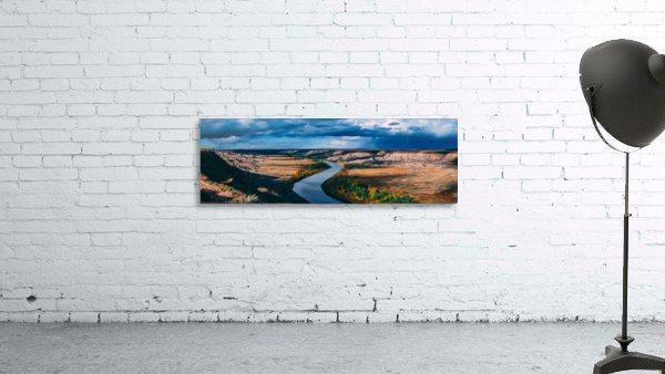 Orkney Fall 2018 Panorama 3x1