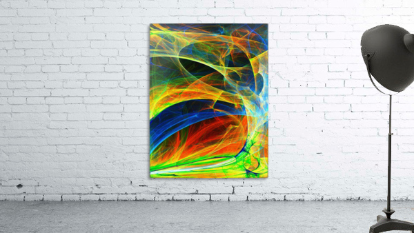 Abstract Composition 395