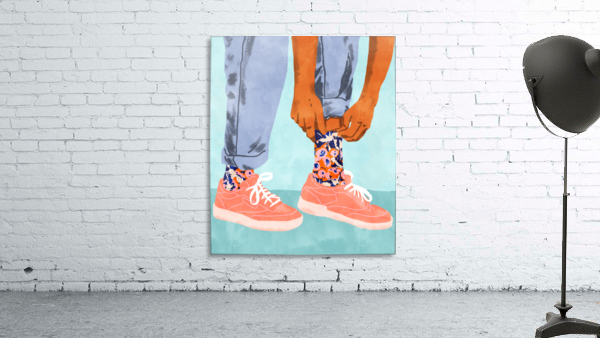 Pull Up Those Pretty Socks