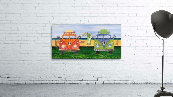 Hippy Van Holiday no.1
