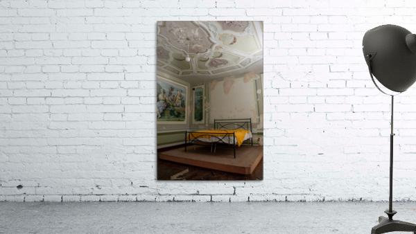 Abandoned Mansion Marvelous Bedroom