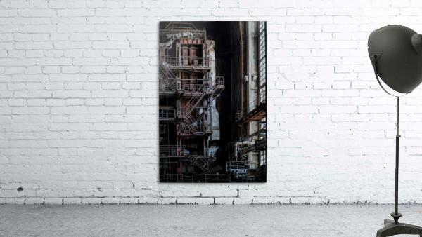 Abandoned Blade Runner Factory