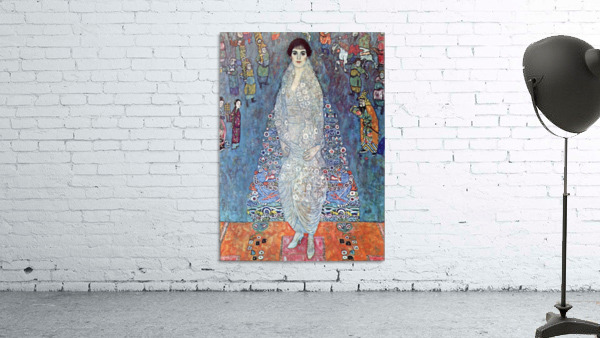 Baroness Elizabeth by Klimt