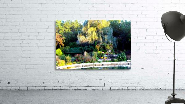 Reflections of a Monet Garden