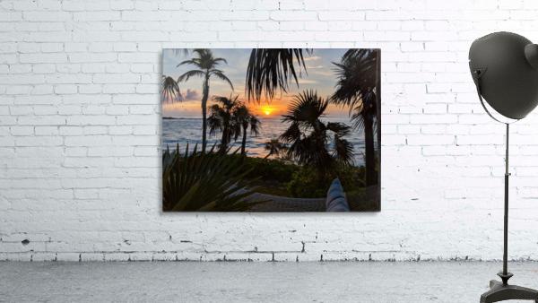 Eleuthera Sunrise on the Hammock