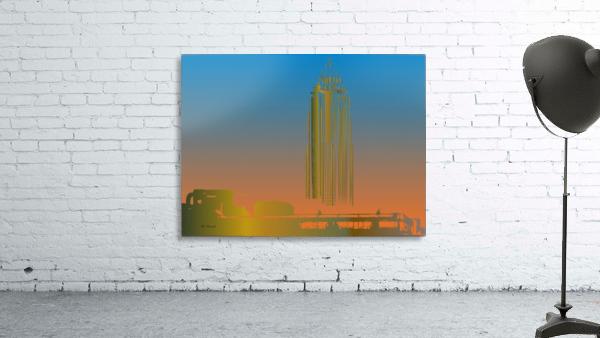 Abstract Skyscraper 1