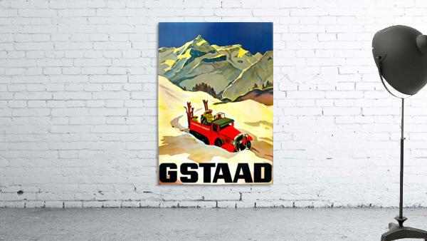 Vintage Travel - Gstaad