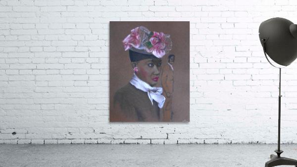 Admirer 1947 Easter Bonnet