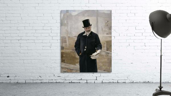 Portrait d Adolphe Alphand