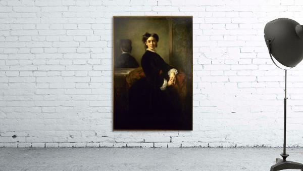 Portrait de Madame Charles Chaplin