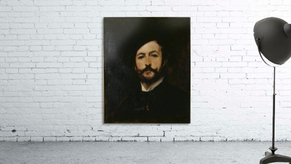 Portrait du baron Antoine d Ezpeleta
