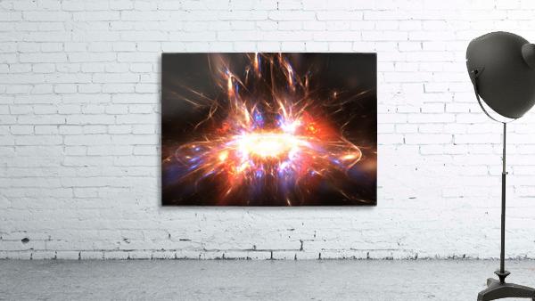 Angry galaxy e