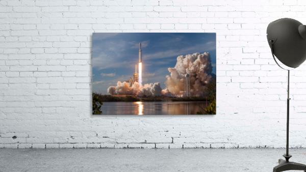 Falcon Heavy Demo Mission 020118