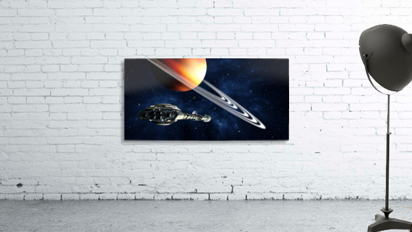 Saturn Fly-By