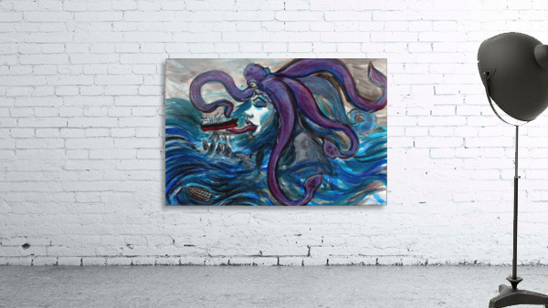 Sea Monster, 1