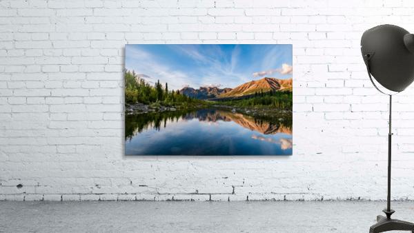 Alaskan Reflection