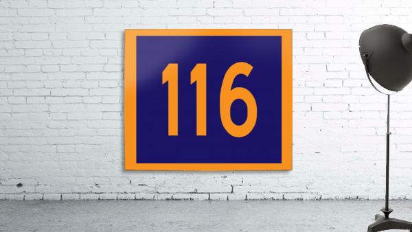 Number 116