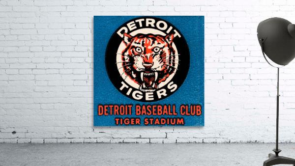1963 Detroit Tigers Art