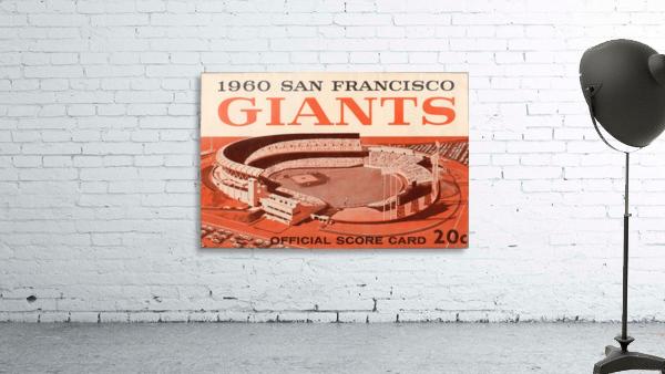 1960 San Francisco Giants