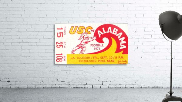 1971 Alabama vs. USC