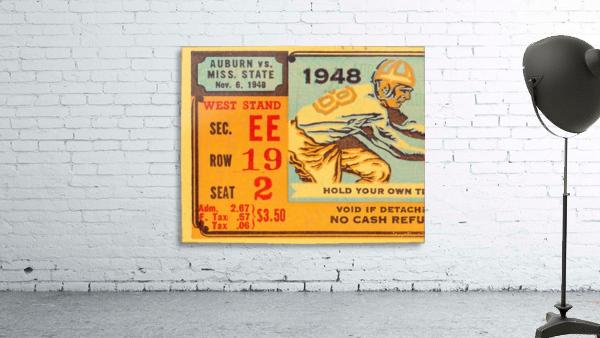 1948 Auburn vs. Mississippi State