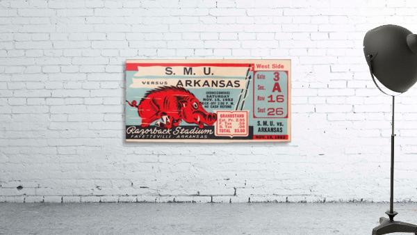 1952 SMU vs. Arkansas