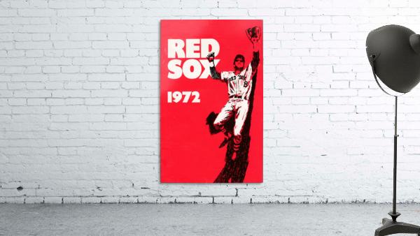 1972_Major League Baseball_Boston Red Sox_Fenway Park_Row One Brand