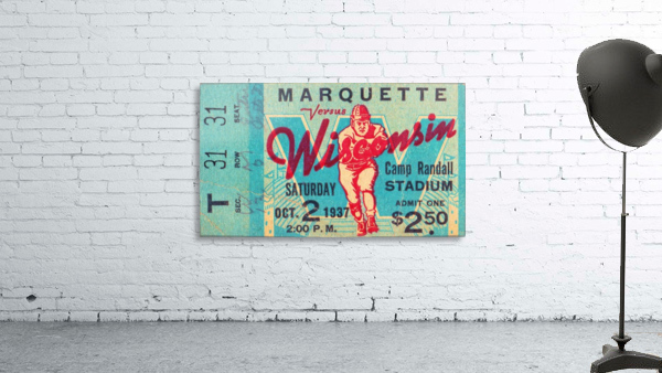 1937 Marquette vs. Wisconsin